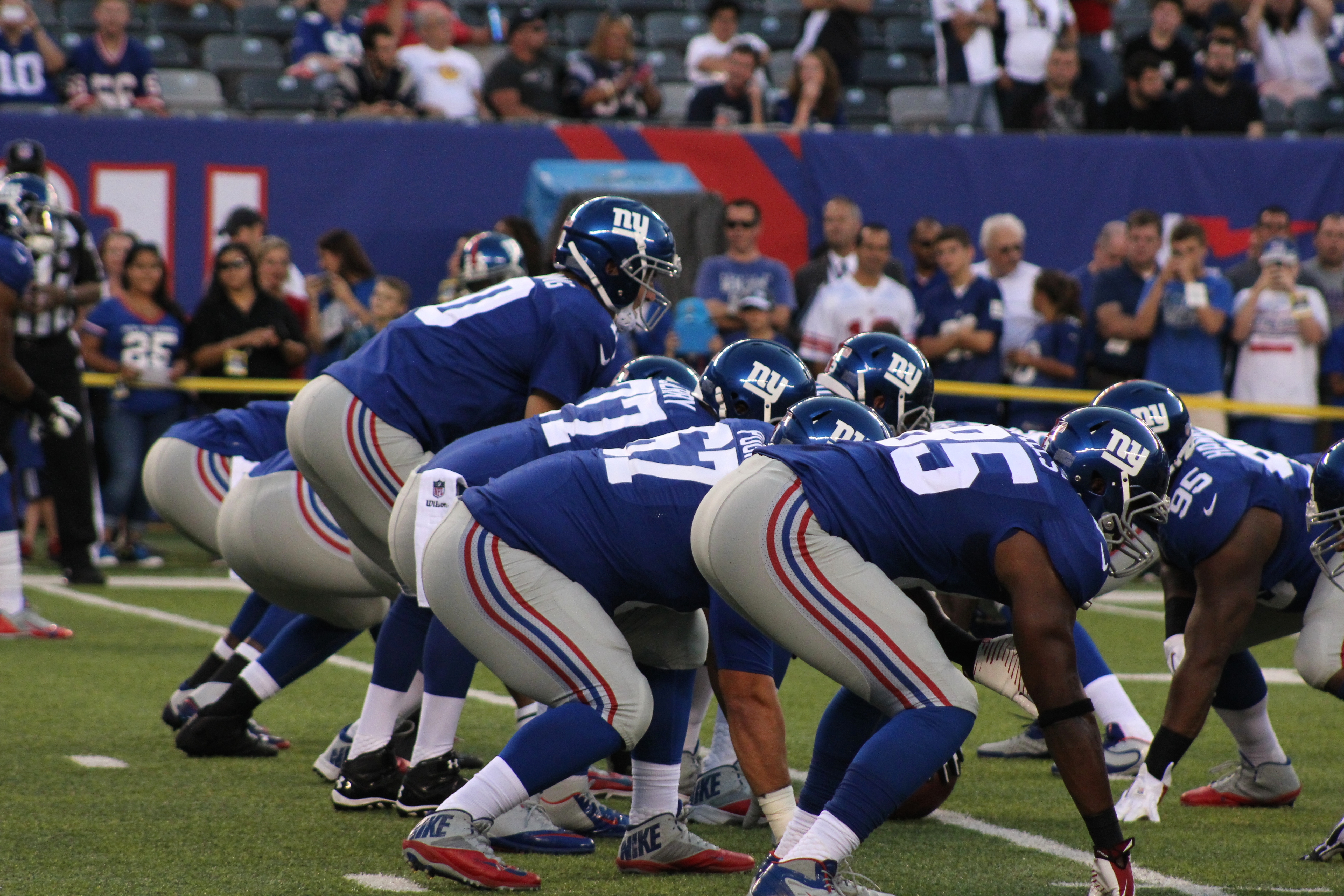 Get your ticket to see the New York Giants at the Lowest Possible Price All Tickets are 100 guaranteed Lets Go!
