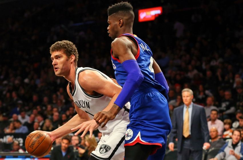 nerlens-noel-brook-lopez-nba-philadelphia-76ers-brooklyn-nets-850x560
