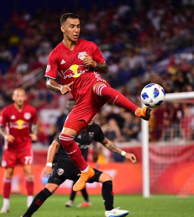 Kaku scored his fourth goal of the season vs DC United, enough to earn a 1-0 on Sunday.