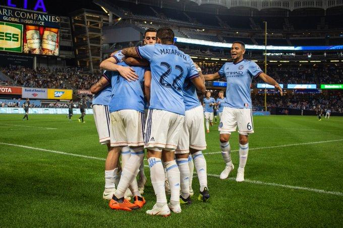 NYCFC 8/4 Goal